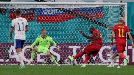 Бельгия обыграла Россию, а Дания уступила Финляндии на Евро-2020 (фото с сайта eurostavka)