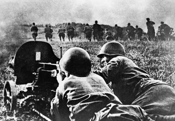 Минобороны обнародовало документы о первых днях Великой Отечественной войны (фото из открытых источников)