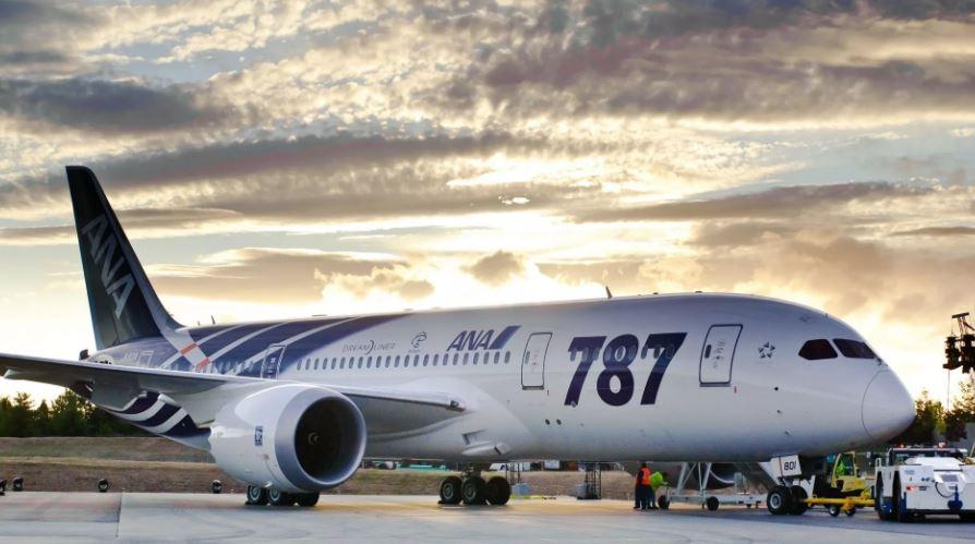 Основная часть титановых деталей для Boeing 787 Dreamliner изготавливается и спроектирована в России (иллюстрация из открытых источников)