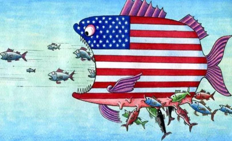 Почему Россия боится Америку.