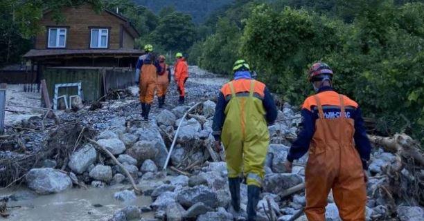 В Крыму оценили ущерб от наводнения (фото с сайта crimea.ria)