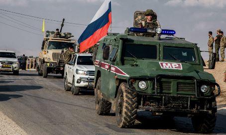 В Сирии погиб российский военный (фото из открытых источников)
