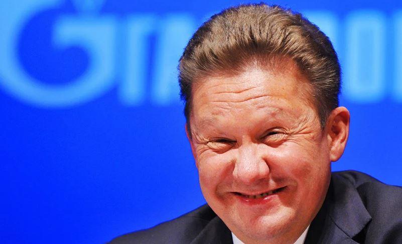 Алексей Миллер – председатель правления и заместитель председателя совета директоров ПАО «Газпром»