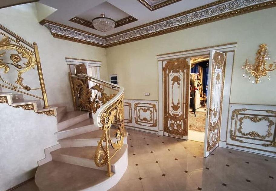 Интерьер дома Ставропольского чиновника (иллюстрация - источник Telegram Александра Хинштейна)