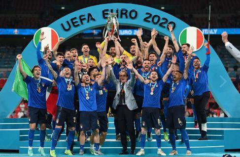 Италия победила в финале Евро-2020 (фото из открытых источников)