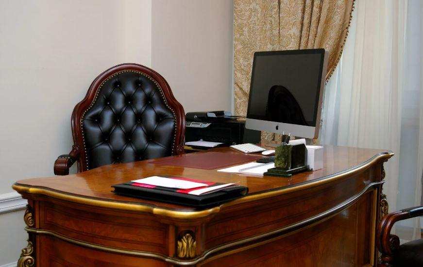 Кабинет чиновника (иллюстрация из открытых источников)