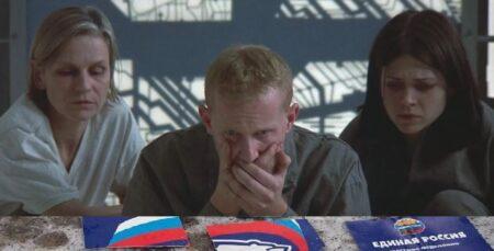 Кадр из фильма «Куб» (Винченцо Натали, 1997)..