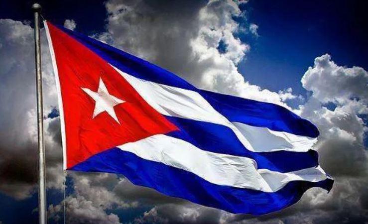Кубинский флаг (иллюстрация из открытых источников)