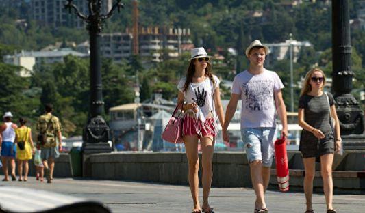 На черноморских курортах растёт заболеваемость коронавирусом (фото с сайта travelcrimea)