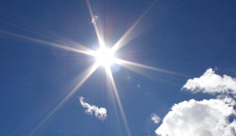 Палящее солнце (иллюстрация из открытых источников)