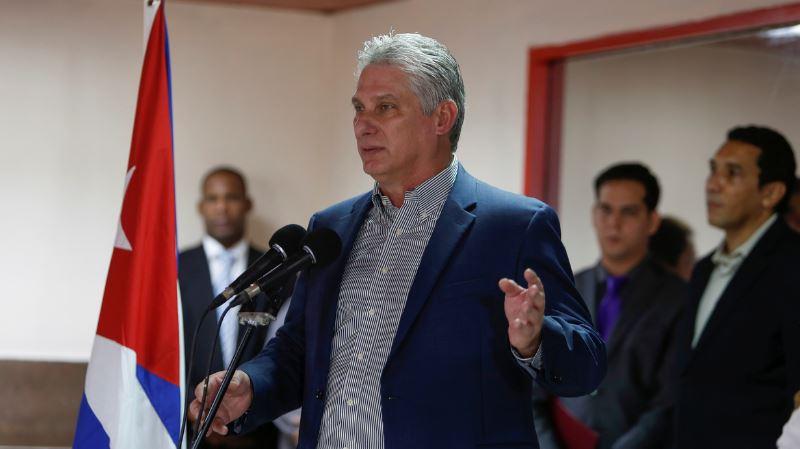 Президент Кубы призвал сторонников власти выйти на улицы для защиты Революции (иллюстрация из открытых источников)