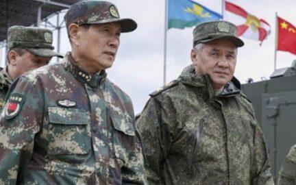 Россия и Китай проведут военные учения (фото из открытых источников)