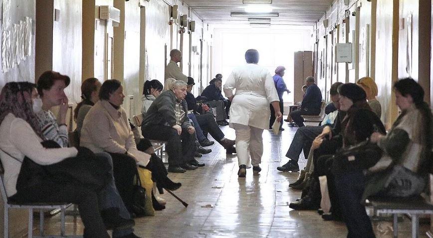 В поликлинике (иллюстрация - фото КП.РУ)