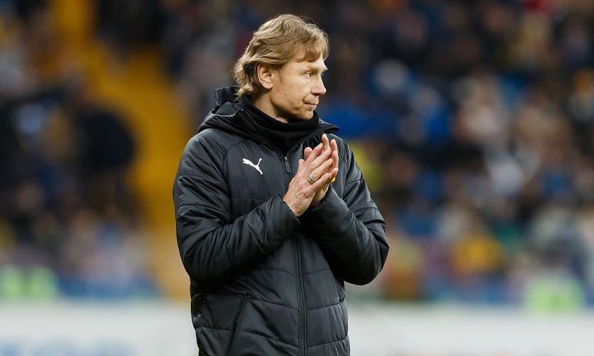 Валерий Карпин (иллюстрация - фото ФК Ростов)