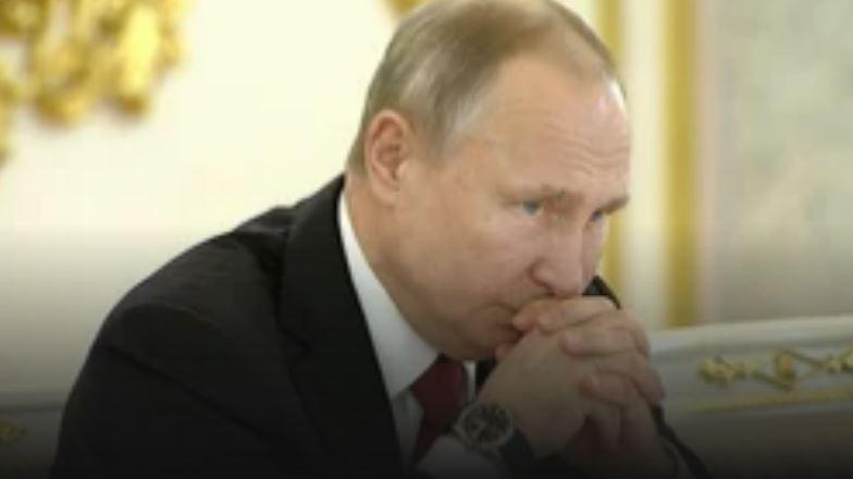 Владимир Путин (иллюстрация из открытых источников)