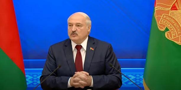 Лукашенко в скором времени покинет пост президента (скриншот видео, «Большой разговор с президентом»)