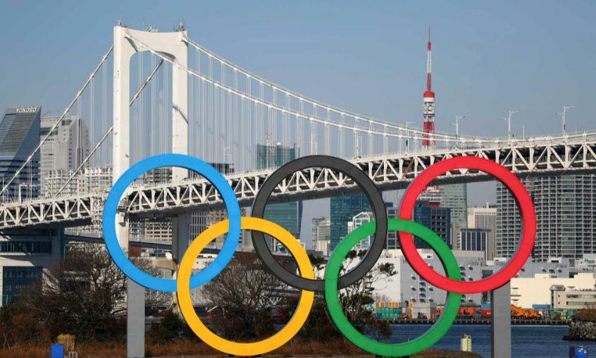 Олимпийский Токио (иллюстрация из открытых источников)