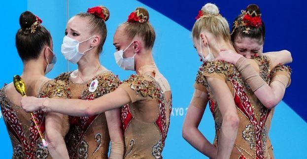 Россия пятая в медальном зачёте на Олимпиаде-2020 (фото РИА Новости)