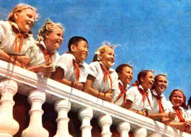 Великая держава СССР
