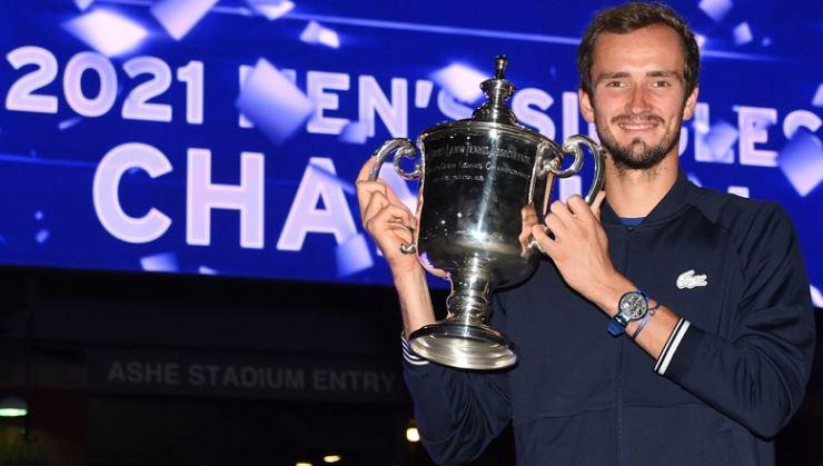 Медведев победил в финале US Open (фото из открытых источников)