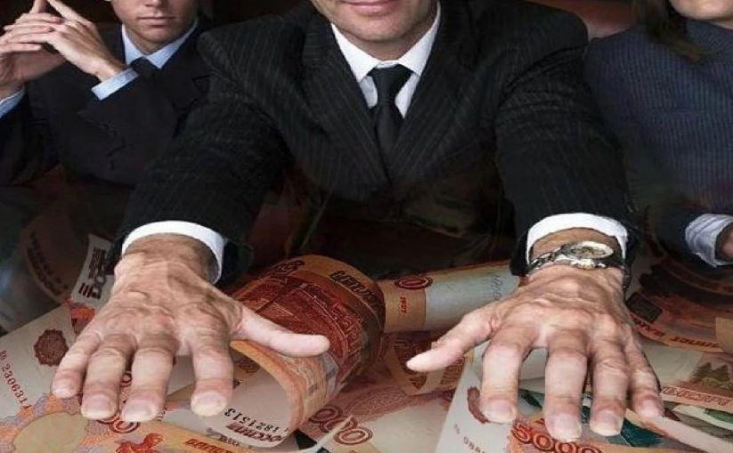 Особой разницы наши люди между бизнесменами и чиновниками не делают (иллюстрация из открытых источников)