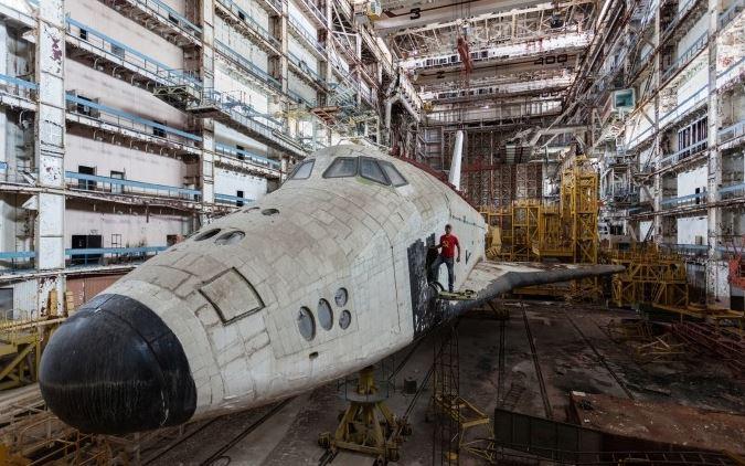 Советский космоплан «Буран» сегодня (иллюстрация из открытых источников)