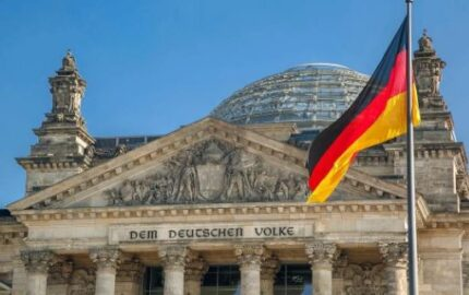 В Германии завершились выборы в бундестаг (фото из открытых источников)