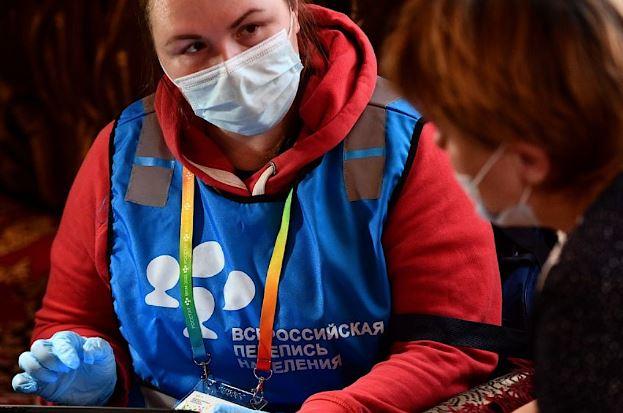 Перепись населения (иллюстрация - фото РИА «Новости»)