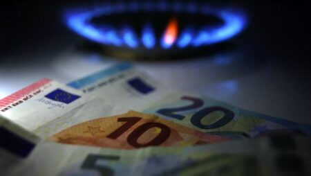 Рост цен на газ в Европе (иллюстрация из открытых источников)